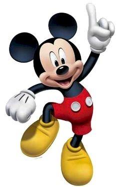 Mickey Mouse 1 Totem 80cm + 10 Mini Displays R$ 100 00