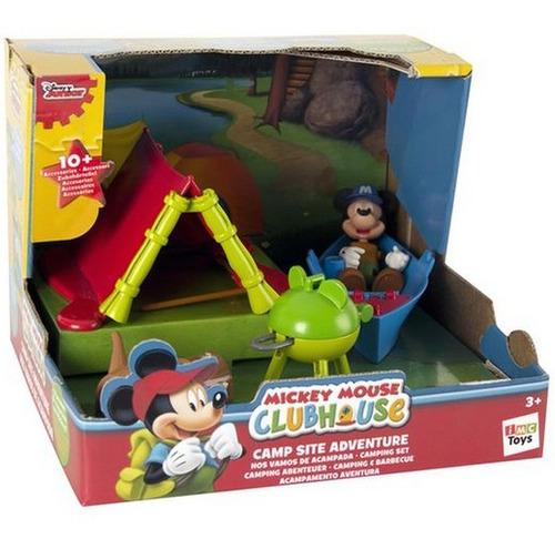 mickey mouse casa campamento disney original 182042 bigshop
