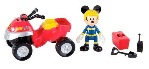 mickey mouse club hose cuatricicolo escuadron rescate