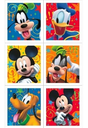 mickey mouse clubhouse playtime pegatinas