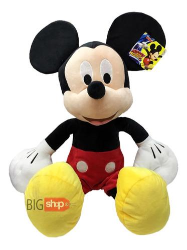 mickey mouse disney peluche 80cm original new 26790 bigshop