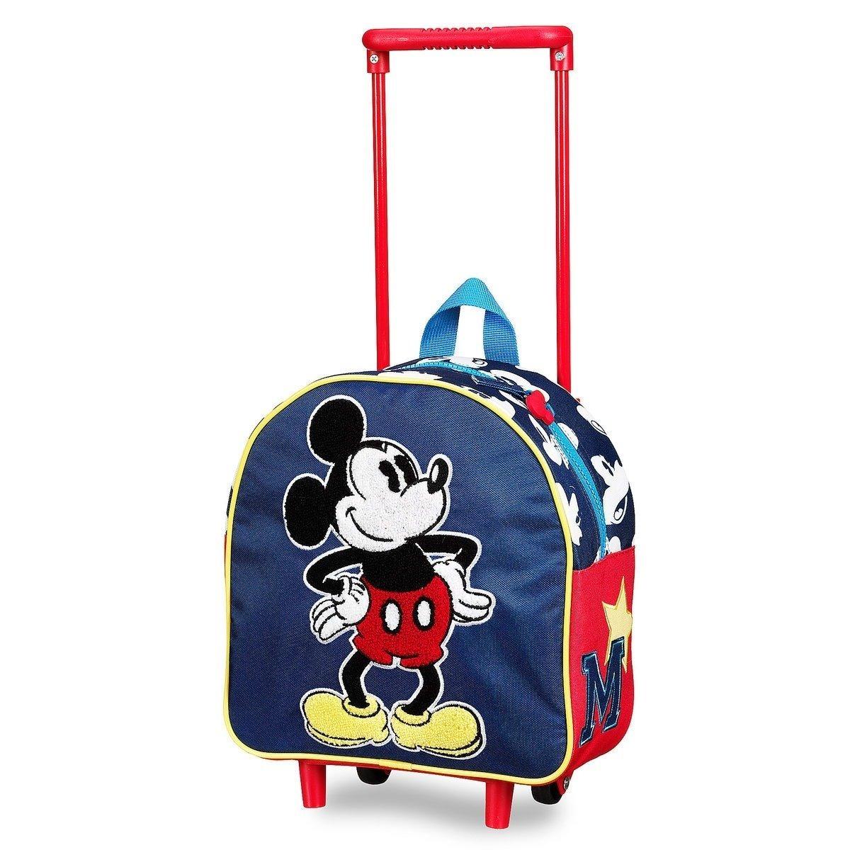 6ad6d2d00 mickey mouse mini maleta 33x25cm con ruedas disney store. Cargando zoom.