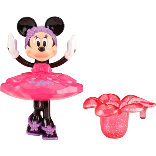 mickey mouse minnie bailarina aquatica splish splash