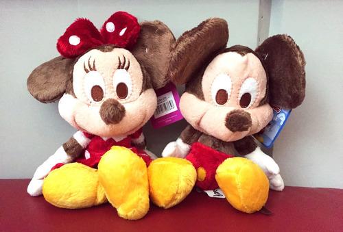 mickey mouse minnie mouse san valentin japon tomy