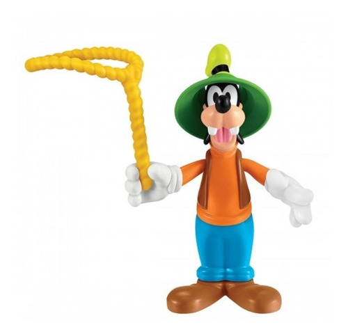 mickey mouse muñecos goofy y donald fisher price