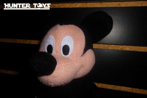 mickey mouse, peluche, 10 pulgadas, disney, tel.35846340