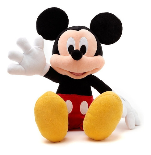 mickey mouse, peluche mickey mouse original disney store