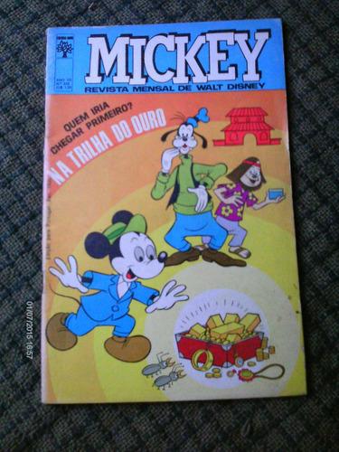 mickey n. 233 - editora abril - março/1972 - leia o anuncio