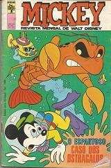 mickey n. 243 - janeiro de 1973
