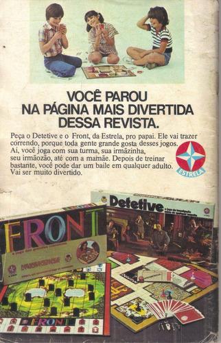 mickey nº 288 - outubro de 1976