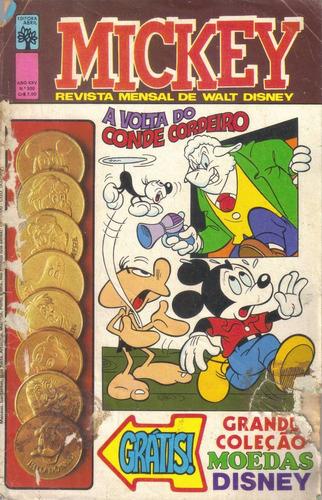 mickey nº 300 - outubro de 1977