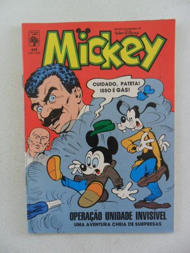 mickey nº 448! julho 1987!