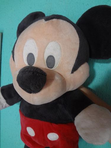 mickey pelúcia original disney store 65 cm  - usado