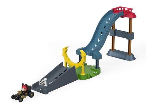 mickey pista salto acrobatico juguetería el pehuén