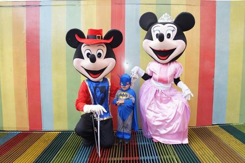 micky y minnie mouse animación para fiestas infantiles !!!!!