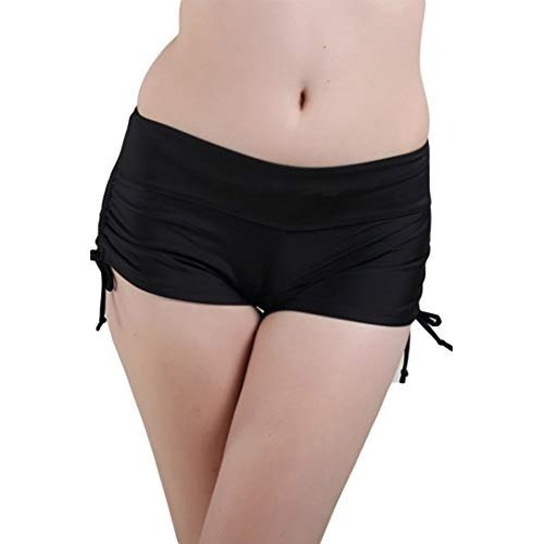 micosuza pantalones cortos de bikini de playa con...