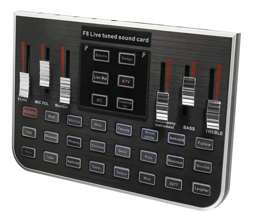 micrfono de estudio mezclador de audio calidad excelente