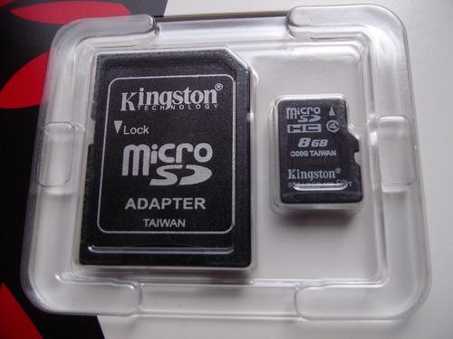 micro 8gb memoria