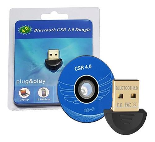 micro adaptador bluetooth v4.0 usb