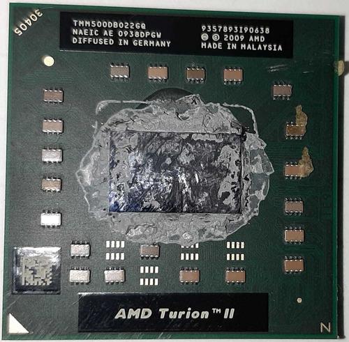 micro amd turion ii usado notebook