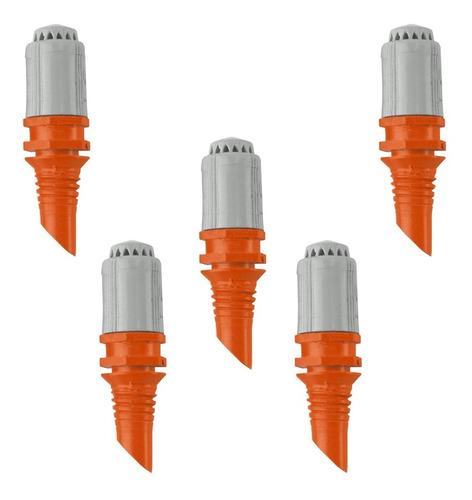 micro aspersor 360 gardena 5 pçs 1365
