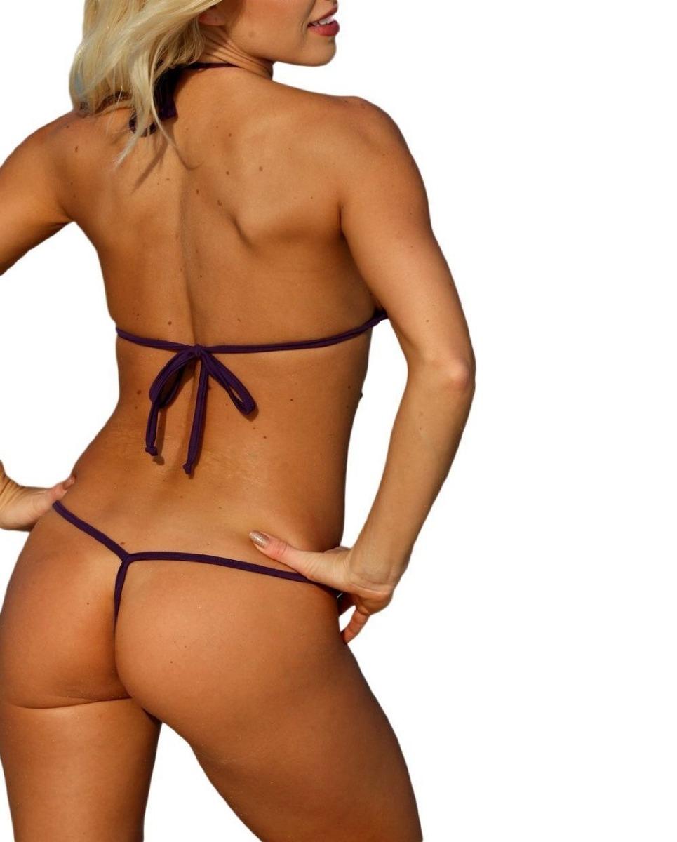 Bikini links micro mini