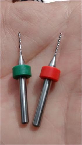 micro broca de metal duro cnc router novo - frete gratís