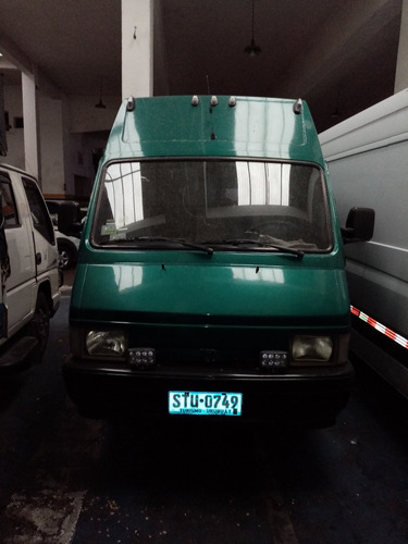 micro bus nissan trade 100 turbo diesel 3.0 stu 15 pasajeros