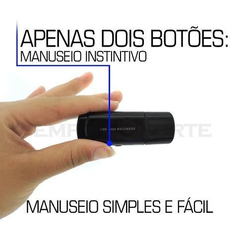 micro camera camuflada escuta sem fio equipamentos 16gb ga7