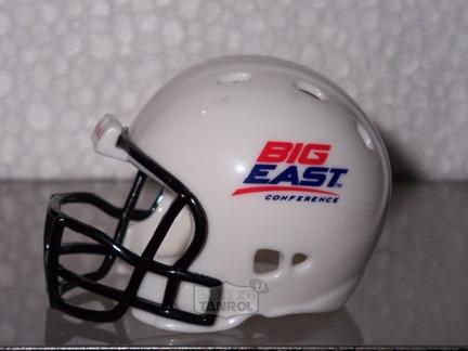 micro casco pocket colegial big east conference con cubo