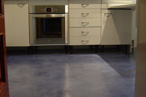 micro cemento piso