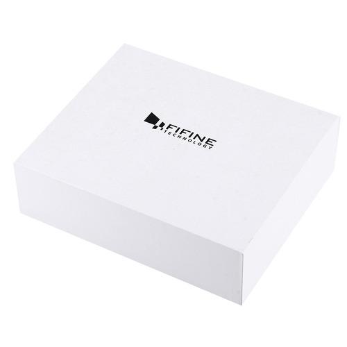 micro cine camara fifine dm-268 condensador profesional