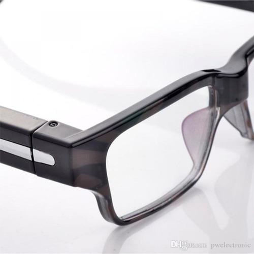 f96c2295a Micro Câmera Secreta 4gb óculos Que Filma E tira Foto Hd - R$ 299,99 ...