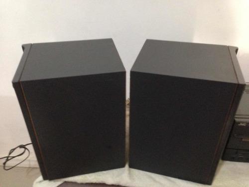 micro component system jvc ux-1 60w cd fitak7 radio reliquia