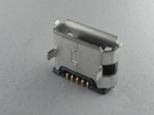 micro conector usb fêmea 5 pinos frete 7,00