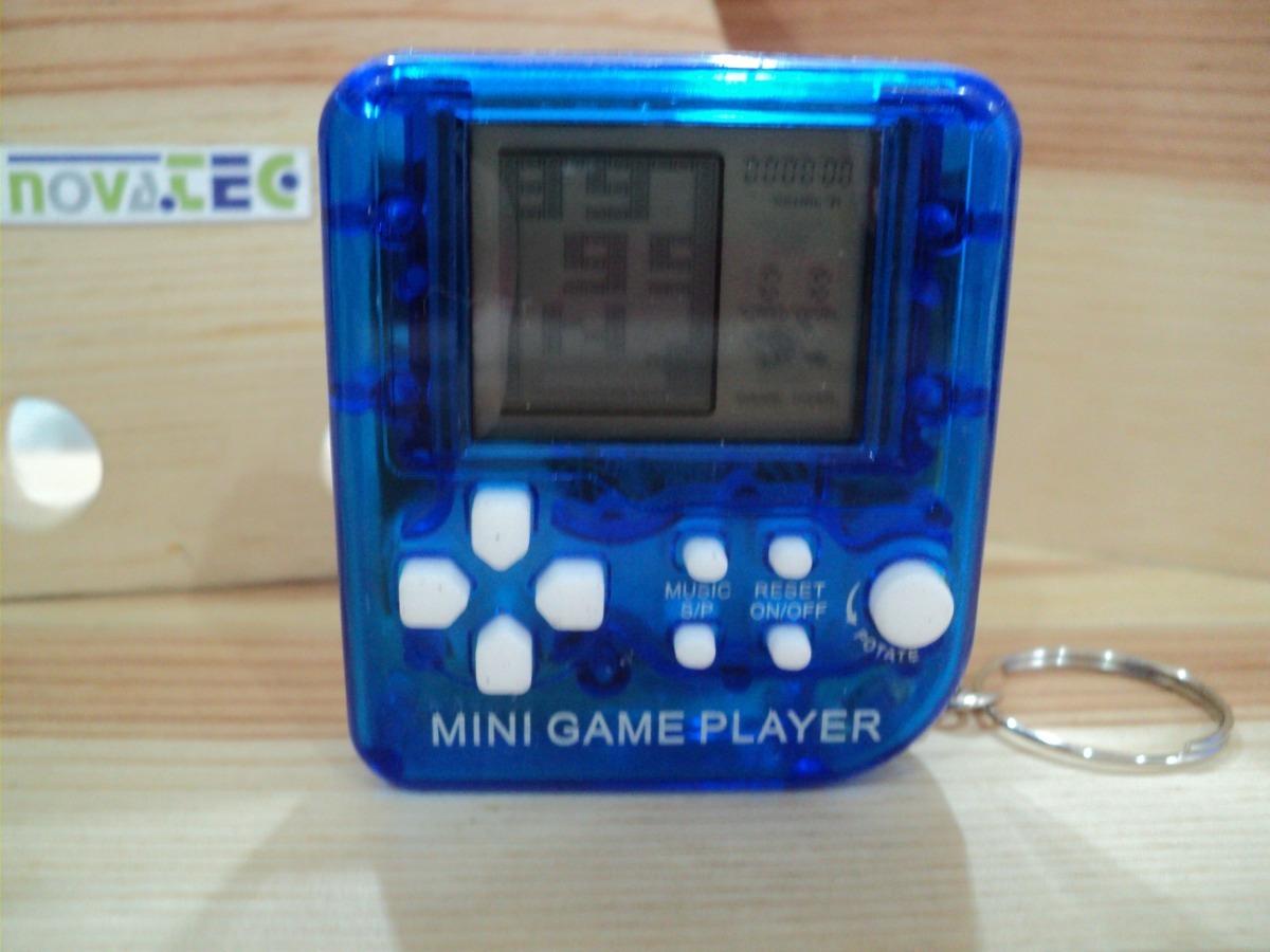 Micro Consola De Juegos Tetris Llavero 65 00 En Mercado Libre