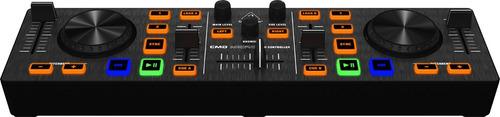micro controlador dj behringer cmd