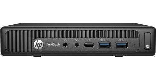 micro cpu hp prodesk 600 g2 mini core i5 6ªg 4gb hd-500gb