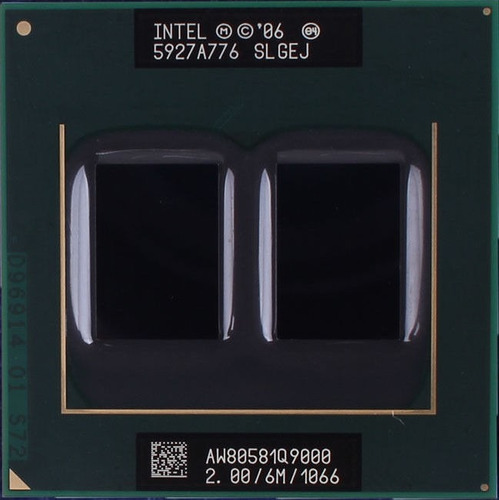 micro de notebook intel quad core q9100 2.26gz 12mb socket p