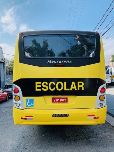 micrão escolar 59 lugares 2012 financia 100% vipbus