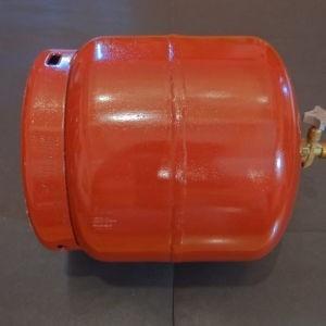 micro garrafa 2 kg farol calentador camping envase gas nuevo