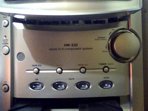 micro hi fi component system kenwood