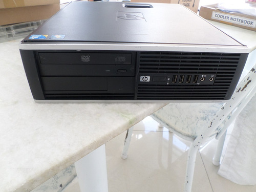 micro hp compaq 8000 elite small intel core 2 duo e8500