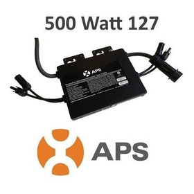 Micro Inversor Apsystems Yc-500 127v 500w