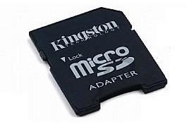 micro kingston cartão mem.