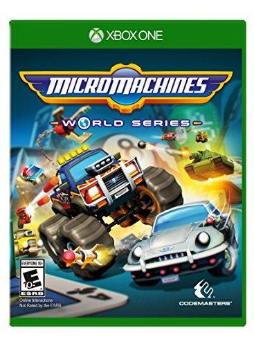 micro máquinas world series - xbox one