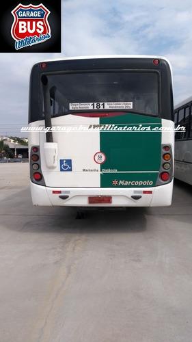 micrão marcopolo senior midi ano 2009 agrale ma150 ref 636
