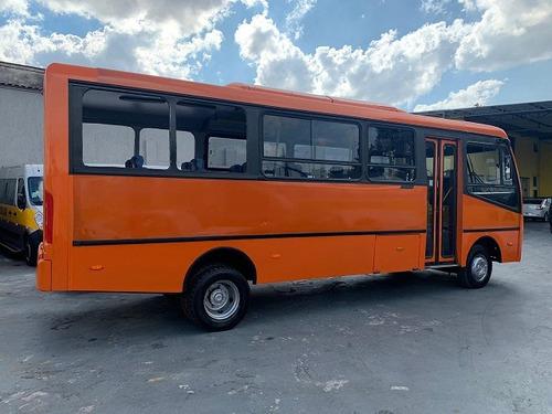 micro - mercedes - 914 -c escolar  40 lugares - otimo estado