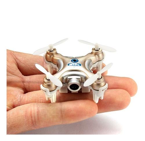 micro mini drone wifi ao vivo com camera controle cx10wd-tx