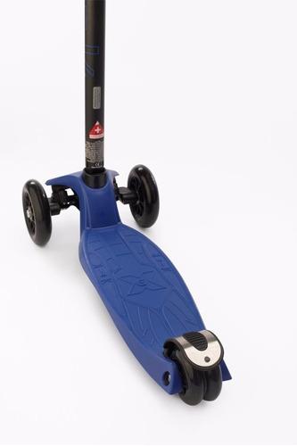 micro mobility maxi kick t bar scooter kids patin del diablo